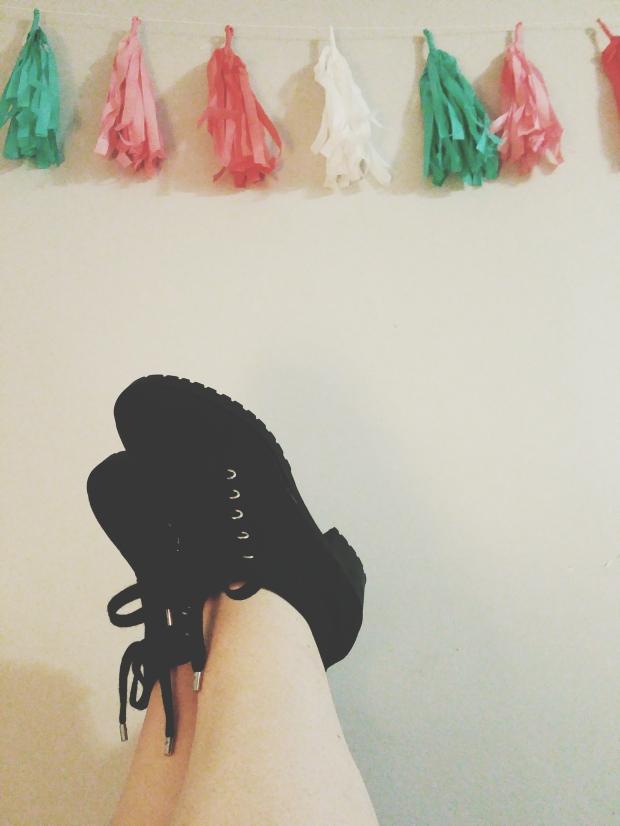 Boots - Zara
