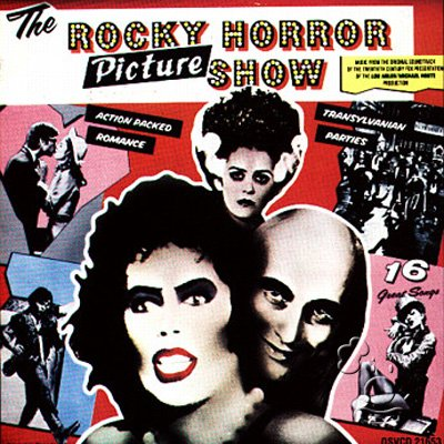 Image result for Rocky Horror album